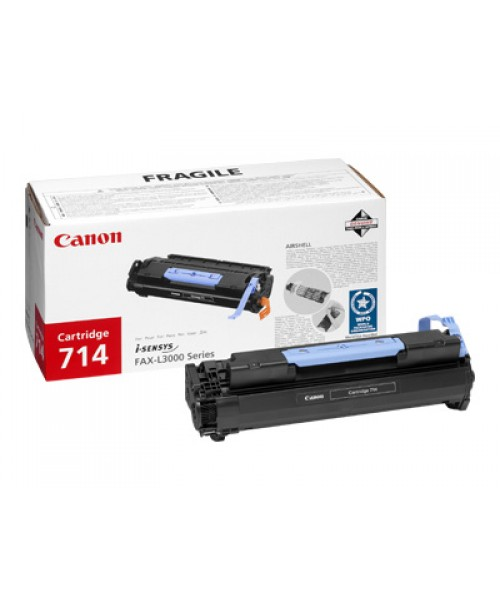 Canon Cartridge 714 - Black