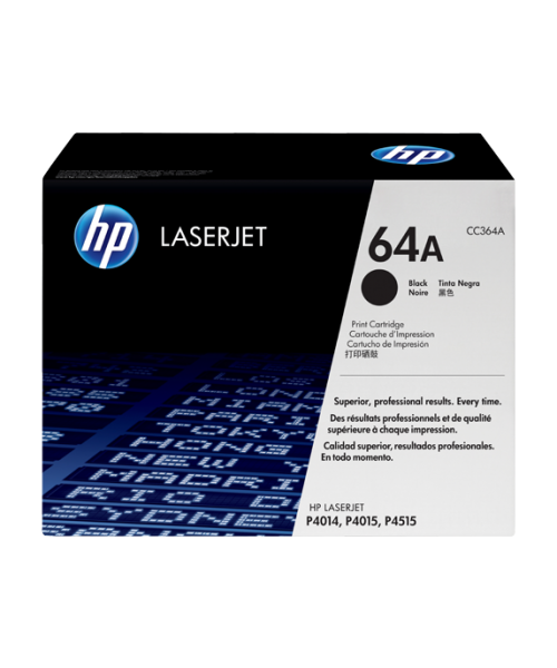 HP 364A Black Toner