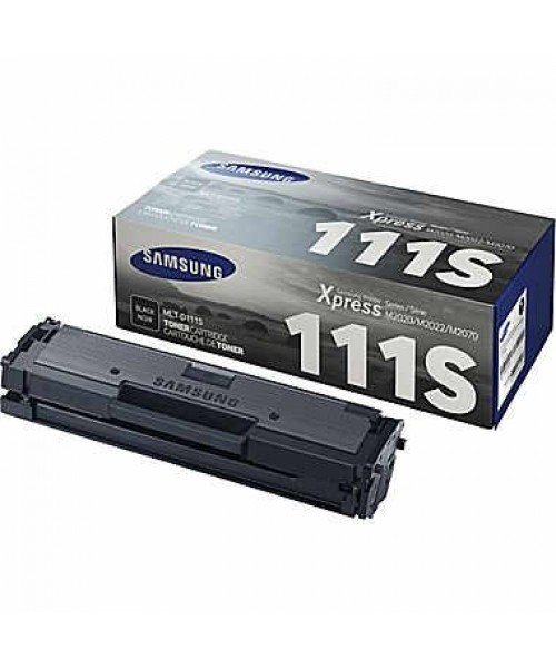 Samsung 111 Black Toner Cartridges MLT-D111S/XAAA