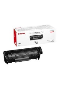 Canon Cartridge 703 - Black
