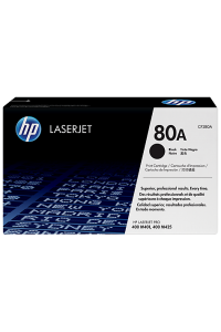 HP CE280A  Black toner