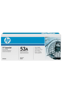 HP 53A Black Original LaserJet Toner Cartridge