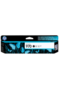 HP 970 Genuine Black Original Ink Cartridge
