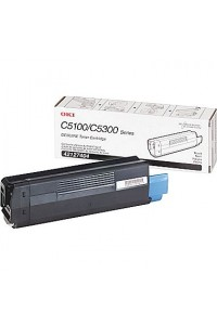 Okidata 42127404 Black High Yield Toner Cartridge